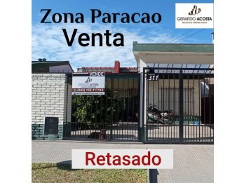 Hermosa casa en Paracao