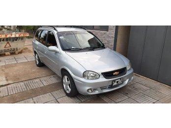 Corsa Wagon - GNC