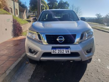 NISSAN FRONTIER 2.3 BITURBO 190HP 2018 CON 18.000 KM REALES