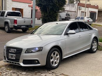 Audi A4 2.0Tdi. Recibo menor y mayor valor