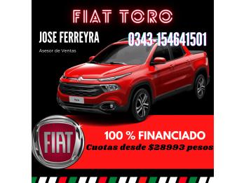 Vendo Fiat toro 0 kms