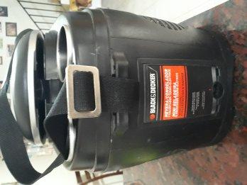 Vendo heladera Black & Decker portátil 12v para vehículos