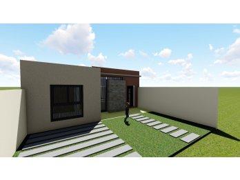Vendo casa a construir zona blas parera Calle Roustan!!!