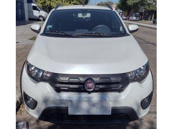 Fiat Mobi Way Live On 2018