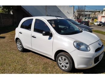 Nissan MARCH Active 1.6 / 2016