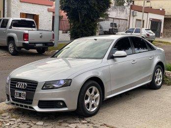 Audi A4 2.0Tdi 2011. Recibo menor y mayor valor