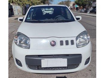 Fiat Novo Uno Pack Casual 1.4 c/GNC 2012