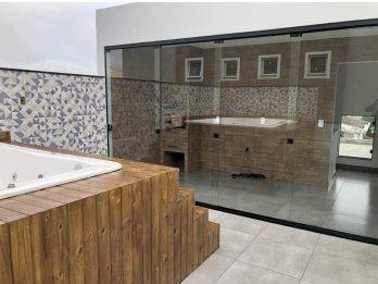con JACUZZI Duplex 3dorm Playa Ingleses-FLORIANÓPOLIS-BRAZIL
