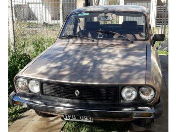 Vendo Renault 12 modelo '87