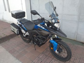 Corven Touring 250 MOD.2018 IMPECABLE