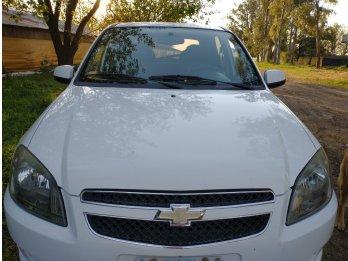Chevrolet Celta 2014 LT 1.4