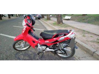 Vendo Moto Mondial LD 110 Y