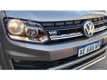 Amarok V6 258 CV 4X4 Confort 2021 A/T con 3.000km!!!