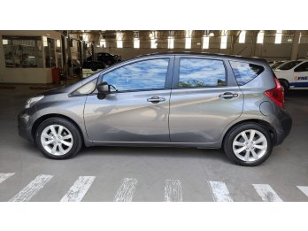 NISSAN NOTE EXCLUSIVE A/T 1.6 NAFTA 2017