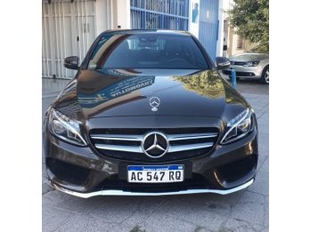 Mercedes-Benz c250 Avantgarde AMG Line 2018