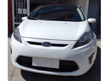 Ford Fiesta KD Titanium 1.6 2012