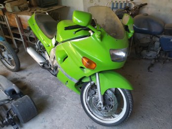 Kawasaki ZX6 - En muy buen estado