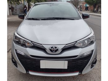Toyota Yaris S 1.5 CVT 2019