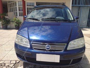Fiat Idea HLX 2008