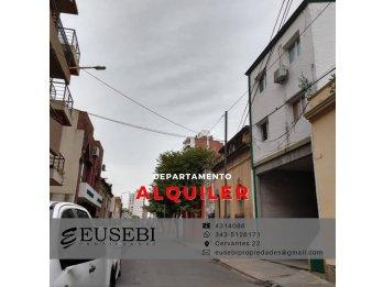 ALQUILO DEPARTAMENTO DE UN DORM EN CALLE PERU Y LIBERTAD.